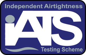 Green Footsteps Ltd IATS Logo airtightness