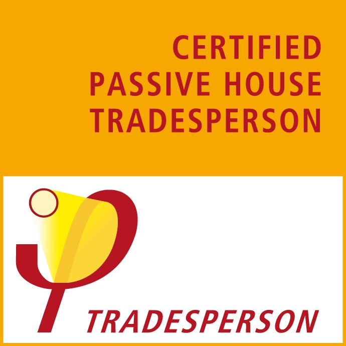 Diane Hubbard Passivhaus Tradesperson