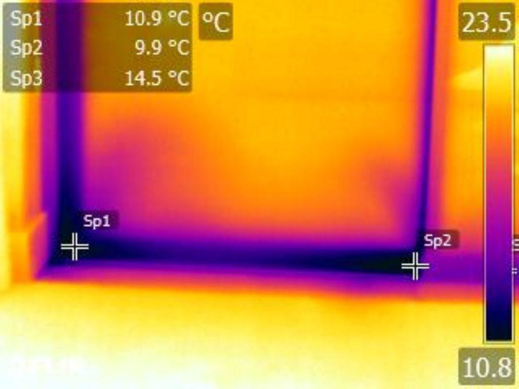 Green Footsteps Patio door air tightness leaks